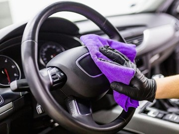 Cleaning and Disinfection of Vehicles Against Coronavirus